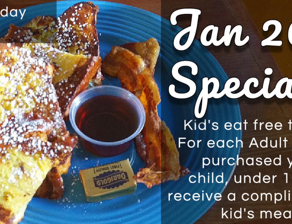 Kids Eat Free in Gilbert